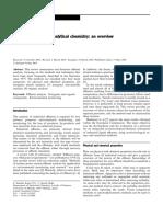 Effluent Analysis in Analytical Chemistry