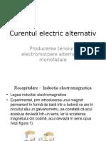 Curentul Electric Alternativ