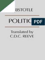Aristotle - Politics