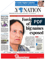 Daily Nation 4th April 2016