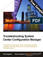 Troubleshooting System Center Configuration Manager - Sample Chapter