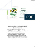 The Best 100 Philippine Medicinal Plants