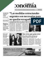 Periódico Economía de Guadalajara #27 Septiembre 2009