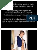 Calidad japonesa SF