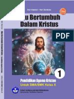 Pendidikan Agama Kristen Kelas 10 Dwi Hastuti Hari Santoso 2011
