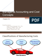 managerial accountingChap 002