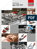 BESSEY Complete Catalogue 2016/2017