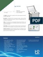 VLF test unit HVA60