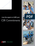 CSR Brochure, IL&FS Education