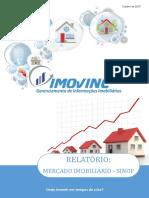 Relatório - Mercado Imobiliário - Outubro de 2015