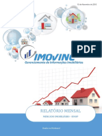 Relatório - Mercado Imobiliário - Novembro