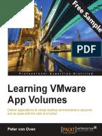 Learning VMware App Volumes - Sample Chapter