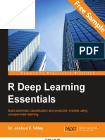R Deep Learning Essentials - Sample Chapter
