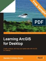 Learning ArcGIS for Desktop - Sample Chapter