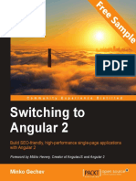 Switching to Angular 2 - Sample Chapter