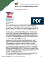 Polen - Vorbild der DDR-Opposition (Interviews 2011)