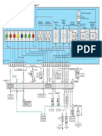 Схема Панели Приборов Volkswagen LT