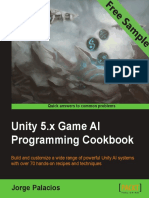 Unity 5.x Game AI Programming Cookbook - Sample Chapter