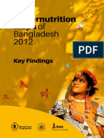 Undernutrition Maps Bangladesh 12
