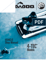 2005 Seadoo 4 Tech Shop Manual