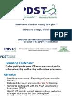 st patricks collegethurles- assessment   ict - april 5th