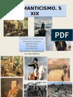 El Romanticismo 12-13alumnos