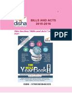 Download free General Knowledge (GK) Study Materials – Bills & Acts for Competitive Exams