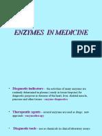 Enzymes in Medicine,Nu