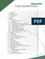 PaperCut MF - Toshiba Embedded Manual.pdf