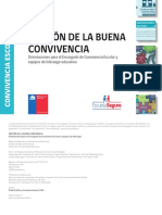 Gestion de La GestiondelaBuenaConvivencia