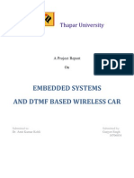 Project Report on embedded systems