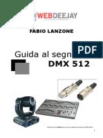 guida segnale dmx FABIO Lanzone