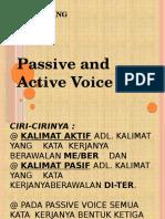 P3 Passive Voice Kesehatan