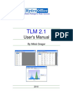 User Manual for TLM 2.1