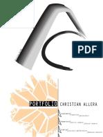 PORTFOLIO-CHRISTIAN ALLERA
