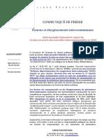 Alain Joyandet - Amendement 2020