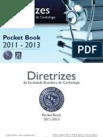 Livro Pockt Book Completo - Consenso Brasileiro de Cardiologia