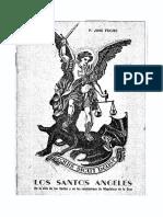 Los Santos Angeles Magdalena de La Cruz