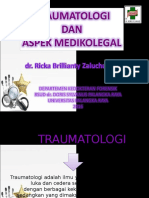 Traumatologi Dan Medikolegal