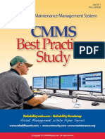 CMMS Best Practices Study Report - Reliabilityweb