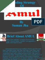 Amul Brand Strategy
