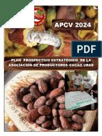 Plan Prospectivo Estratégico Cacao VRAE