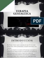 Terapia Gestaltica Presentación