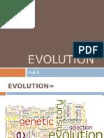 evolutionnotes
