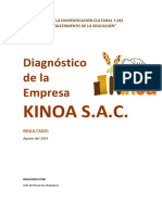 diagnostico kinoa