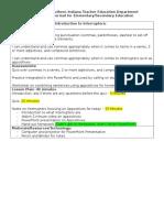 lesson plans for teaching portfolio