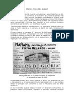 Historia Musical de Quilpué