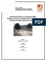 Proyecto ABP Quebrada De Leiva