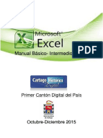 Manual Excel Basico Intermedio 2013