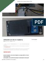 Utilizando Um Rele No Raspberry _ Raspberry Pi Brasil